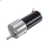 New              37GB31Y DC 24V 60rpm Permanent Magnet Motor 2480 31ZY Tubular DC Gear Reducer Motor