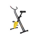 New              Folding Home Gym Spinning Bike Cardio Slimming Training Bicycle Sports Fitness Bike Exercise Tools