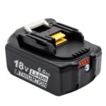 New              MAK-18B-Li 18V Li-Ion 3.0/4.0/5.0Ah/6.0Ah Battery Replacement Power Tool Battery For Makita BL1830 BL1840 BL1850 BL1860