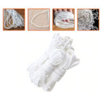 New              3mm Round Elastic Band Cord Rope Ear Hanging DIY Crafts Sewing 10/20/50m