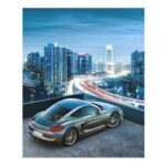 New              Speed Car 5D Diamond Embroidery Painting Cross Stitch Art Craft Home Decor DIY
