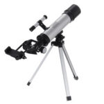 New              90X Professional Astronomical Monocular Telescope Space Reflector Scope Refractor Tripod Barlow Lens 2 Eyepieces