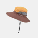 New              Breathable Sun Hat Outdoor Bennet Fisherman Hats Bucket Hat
