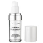 New              30ml TLM Color Changing Liquid Foundation Makeup Change To Your Skin Tone By Just Blending Liquid Cover Concealer
