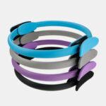 New              Yoga Pilates Ring Body Fitness Magic Circle Yoga Circle Yoga Ring Pilates Ring