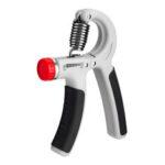 New              10kg-40kg Hand Gripper Strengthener Power Adjustable Wrist Forearm Exercise Tool