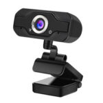 New              2M Pixels 1920*1080P 360° Rotation HD Webcam Auto Focus With Built-in Microphone Computer Camera Online Course