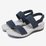 New              LOSTISY Opened Toe Lightweight Casual Sport Sandals
