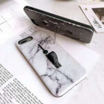 New              Fashion Couple Marble Pattern PC+TPU Protective Case for iPhone X / XS / XR / XS Max / 6 / 7 / 8 / 6S Plus / 6 Plus / 7 Plus / 8 Plus