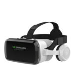 New              Shinecon 6.0 Virtual Reality Smartphone 3D Glasses Stereo VR Headset Helmet For IOS Android