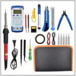 New              21pcs 60W Electric Soldering Iron Solder Welding Rework DIY Professional Tool