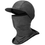 New              Full Face Mask Cool Summer Motorcycle Outdoor Riding Mask Neckerchief Cool Sunproof Block Neck Scarf