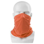 New              Kid Child Face Mask Tube Scarf Bandana With Filter Bag Head Multi-use Motorcycle Bike Riding Neck Gaiter Outdoor