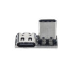 New              LanTianRC Type C USB Transfer Extension Cable Module Adapter Board for DJI Air Unit HD Digital RC Drone FPV Racing