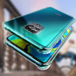 New              Bakeey for Xiaomi Redmi Note 9S / Redmi Note 9 Pro Case Air Bag Shockproof Lens Protect Transparent Non-yellow Soft TPU Protective Case