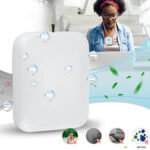 New              400mah Portable Hanging Air Purifier Anion Sterilization Remove Deodorization Household Cleaning for Home Cleaner