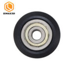New              SIMAX3D® Plastic CNC Openbuilds Wheel with Bearing Idler Pulley Gear Perlin Wheel for 3D Printer