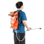 New              20L Electric Backpack Sprayer Fogger Nebulizer Machine Disinfection Ultra-micro Sprayer Industrial Agriculture Indoor Office Disinfection Sterilization