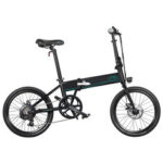 New              [EU Direct] FIIDO D4s 10.4Ah 36V 250W 20 Inches Folding Moped Bicycle 25km/h Top Speed 80KM Mileage Range Electric Bike