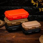 New              Outdoor Sponge Storage Carry Box Shockproof Waterproof Dustproof for Camera
