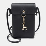 New              Women Fashion Mini Shoulder Bag Crossbody Bag Phone Bag