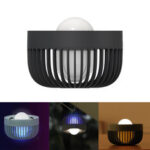 New              Solove 3 In 1 Electric Mosquito Killer Lamp 3 Modes Night Light USB Type-C Charging Waterproof Insect Bug Zapper Outdoor Camping Travel from Xiaomi Youpin