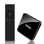 New              Mecool KM3 ATV S905X2 4GB LPDDR4 128GB Android 10.0 5G WIFI BT4.0 Voice Control 4K HDR TV Box Google Certificated Support 4K Youtube Prime Video