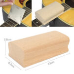New              15″ Radius Sanding Block For Guitar Bass Fret Leveling Fingerboard Luthier Tool