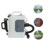 New              110V/220V 10L Electric ULV Fogger Nebulizer Knapsack Cold Fogging Sprayer Watering Can Mosquito Repellent Sprinklers Particle Sterilization Atomizer