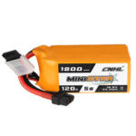 New              CNHL MINISTAR 18.5V 1800mAh 120C 5S Lipo Battery XT60 Plug for RC Racing Drone