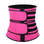 New              Waist Trainer Corset Trimmer Belt for Women Weight Lossing Waist Body Shaper Slimmer