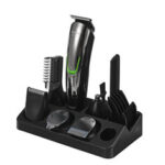 New              KM-5033 11 IN 1 Electric Cordless Hair Clipper Cutter Trimmer Razor Shaver Haircut Machine for Men/Women/Kids