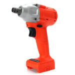 New              1/2 Inch 300N.M Cordless Brushless Wrench Reachargable Li-ion Battery Electric Impact Wrench Driver For Makita Battery