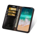 New              Musubo Business Multifunctional PU Leather with Card Slots Full Body Shockproof Flip Protective Case for iPhone X / XS / XR / XS Max / 7 / 8 / 7 Plus / 8 Plus / 6 / 6S / 6 Plus / 6S Plus