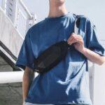New              Tajezzo Multifunction Casual Waterproof Waist Bags Fashion Travel Crossbody Chest Bags For men/women Outdoor Sport From XiaomiYoupin