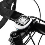 New              GPS Wireless Bike Computer 1.6inch LCD Display Waterproof USB Rechargeable Cycling Speedometer Odometer