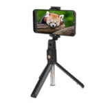 New              Universal Selfie Artifact Telescopic Selfie Stick bluetooth Remote Tripod Monopod Phone Holder for Android IOS Phones