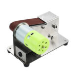 New              Adjustable Speed Belt Sander Machine 775/795/895 Motor DIY Grinding Polishing Machine
