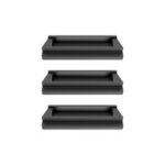 New              3PCS Sunnylife Battery Charging Port Silicone Cover for DJI Mavic Air 2 RC Quadcopter