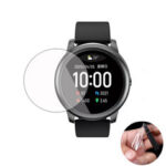 New              2pcs Soft TPU Film Watch Screen Protector for Haylou Solar Smart Watch