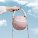 New              Women Fashion Basketball Football Chains Casual Handbag Crossbody Bag