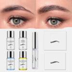 New              Semi-pernament Brow Lift Kit Eyebrow Lamination Kit Styling Perming Setting Curling Brow Lamination