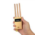New              Wireless Signal Detector Mobile Phone Detector Camera Detector RF Signal Bug GPS GMS Finder Tracker Scanner