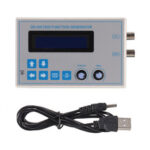 New              DC9V DDS Function Signal Generator Sine Square Triangle Sawtooth Low Frequency LCD Display USB Cable 1Hz-65534Hz