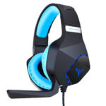 New              SUTAI G600 Game Headphone USB Wired Surounding Sound Bass Gaming Headset with Mic for Computer PC PS4 Gamer