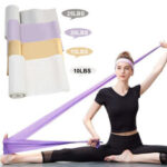 New              5m Yoga Resistance Bands Gym Training Home Fitness Exercise Elastic Band