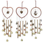 New              Wind Chime Outdoor Garden Yard Bells Hanging Charm Decor Windchime Ornament