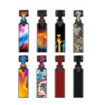 New              Sunnylife PVC Decals Stickers Colorful Camouflage Skin Stickers for FIMI PALM Pocket Handheld Gimbal Camera