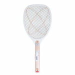 New              Portable Rechargeable 3000V Electronic Mosquito Swatter Bug Insect Kill Zapper
