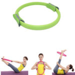 New              Pilates Ring Toning Fitness Magic Circle Yoga Resistance Home Traning Exercise Tools